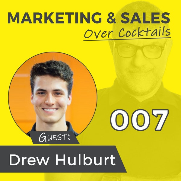 007: Being the Best Marketer or Salesperson Means Nothing if You're Not Healthy: Tips to Keep Moving While Still Sitting at Home - with Drew Hulburt Image