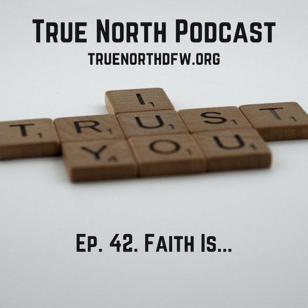 Ep. 42 Faith Is...