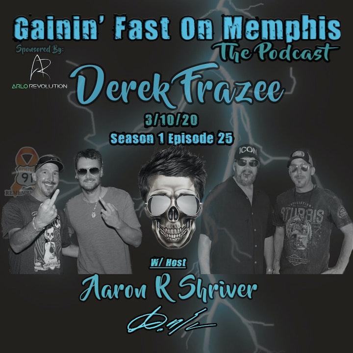 """Derek Frazee   """"Church Choir"""" Member"""