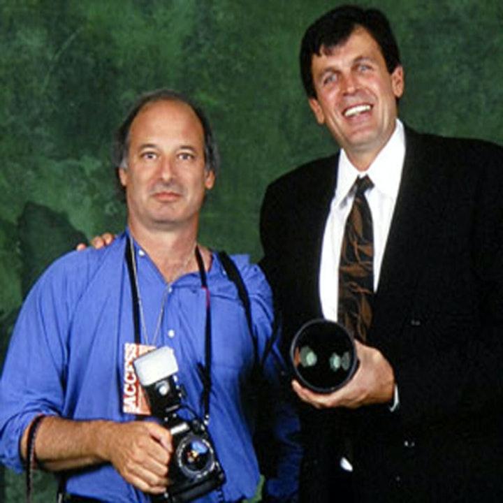 Steve Lipofsky: NBA photographer (23 years with the Boston Celtics) - AIR034