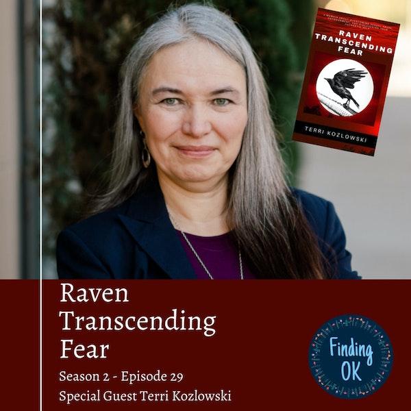 Raven Transcending Fear Image