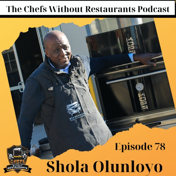 Research Chef Shola Olunloyo of Studio Kitchen - Cultural Appropriation, Staging and Cooking Nigerian Food at The Stone Barnes Center