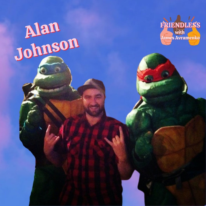 Alan Johnson!