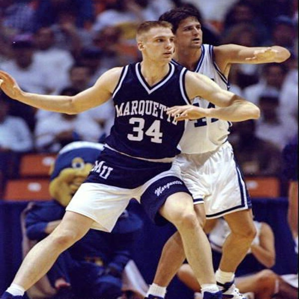 Jim McIlvaine (part one): Marquette star and NBA veteran - AIR039 Image