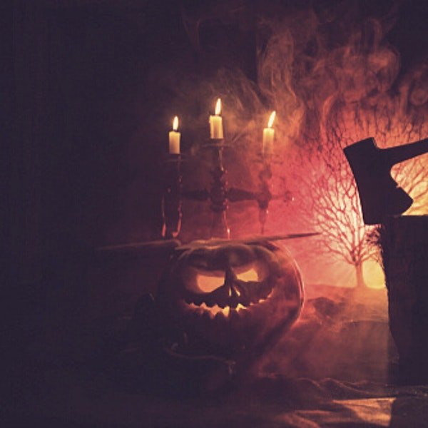 All Hallows Eve' Murders Image