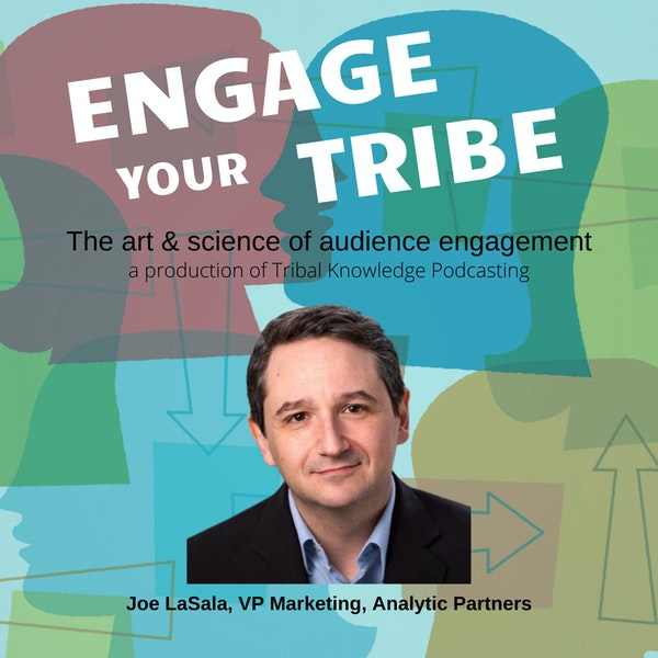 Producing compelling thought leadership content w/ Joe LaSala Image