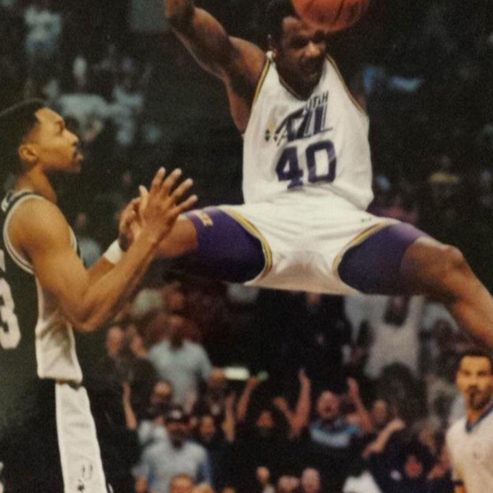 Mike Brown: George Washington University star and 11-year NBA veteran - AIR062