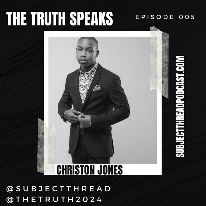 "Stocks With Christon ""The Truth"" Jones EP 005"