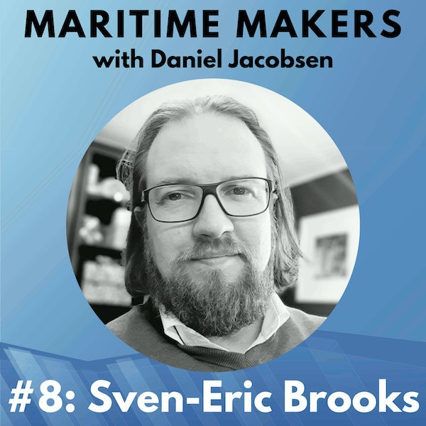 #8 - Sven-Eric Brooks. IoT and augmented workspaces.
