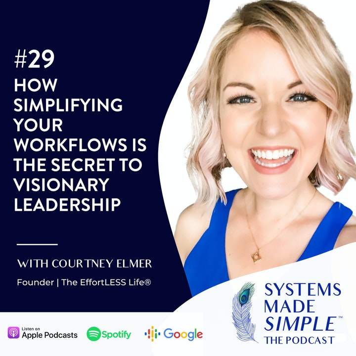 How Simplifying Your Workflows is the Secret to Visionary Leadership