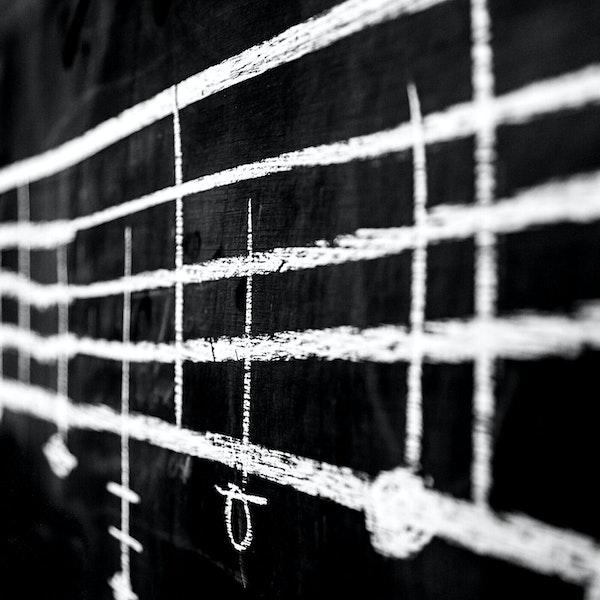 Harmonized Major Scales Image