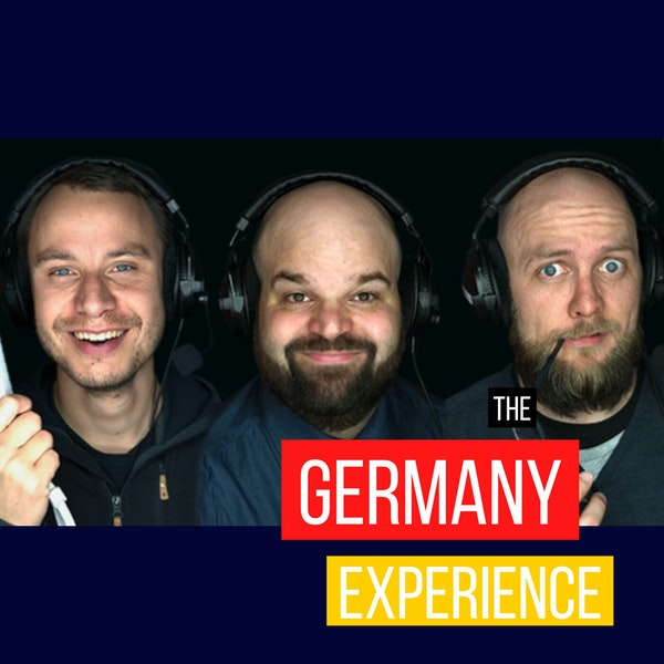 Ask a German: Bureaucracy, German pillows, standing in line, and recruitment through fruit (Dominik, Jürgen & Philipp from Ach?)