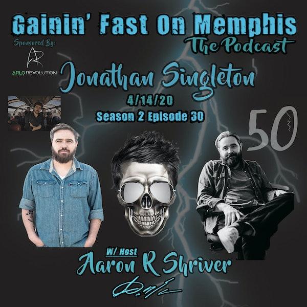 Jonathan Singleton | Singer/Songwriter & 50 Egg Music Co-Founder Image