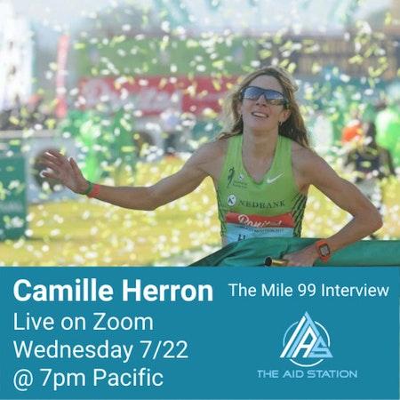 Episode 9 - Camille Herron Image