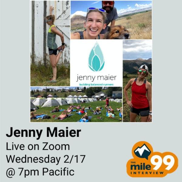 Episode 28 - Jenny Maier Image