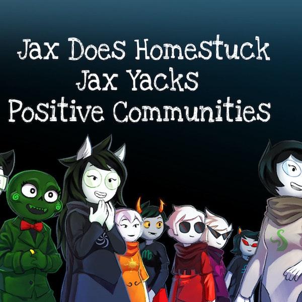 Jax Yacks: What is a Positive Community? Image