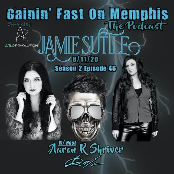 Jamie Suttle | Singer/Songwriter Image