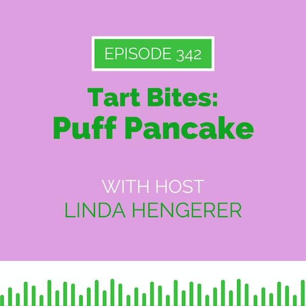 Tart Bites: Puff Pancake