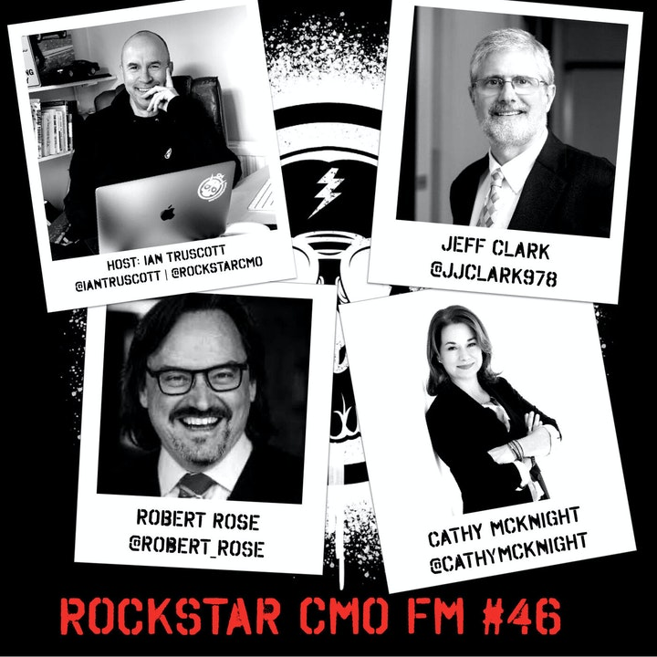 #46 The Hacking Growth with Jeff, Cathy McKnight and Robert's Cocktail Episode