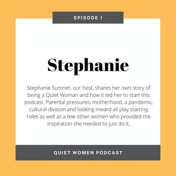 Episode 1 - Stephanie Image