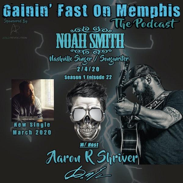 Noah Smith | Singer/Songwriter Image