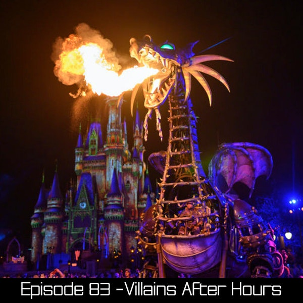 Villains After Hours, New HHN 29 Details, New Animal Kingdom Additions Image