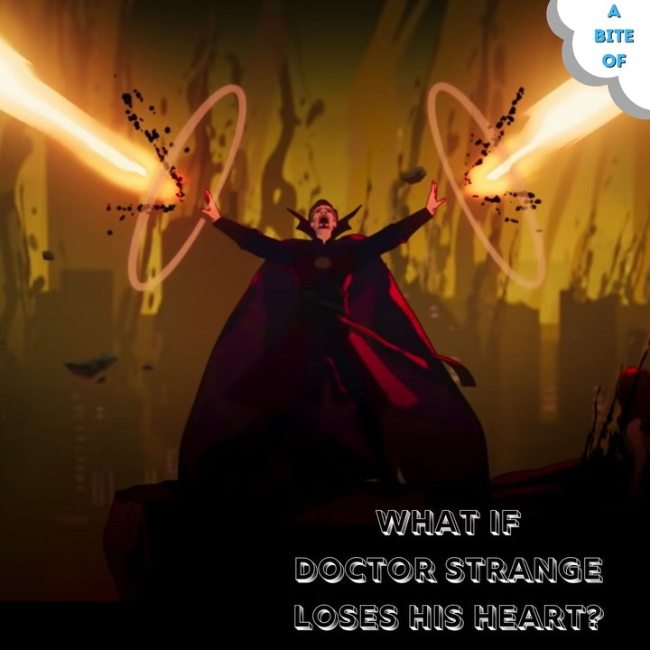 What If... Doctor Strange Lost His Heart Instead of His Hands? | Marvel