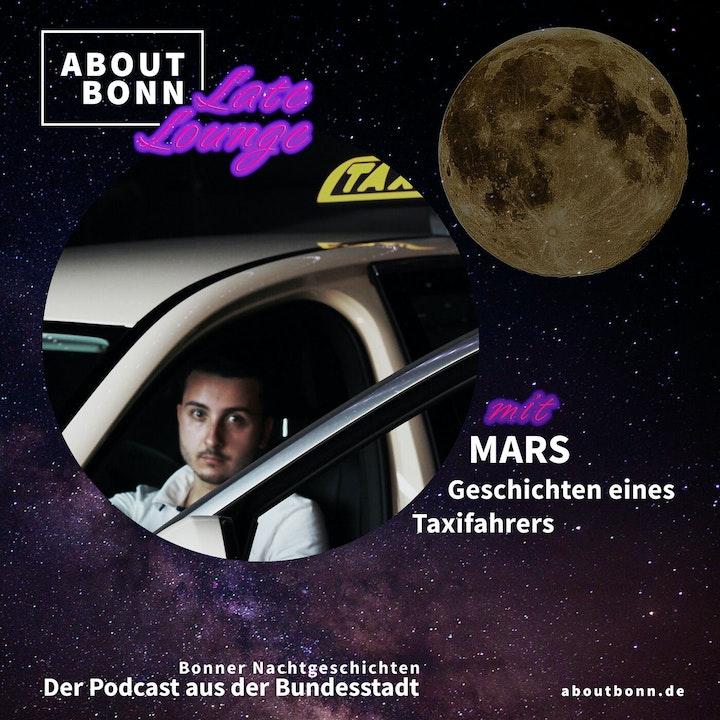Episode image for Was erlebst du nachts im Taxi, Mars? (Late Lounge Bonusfolge)