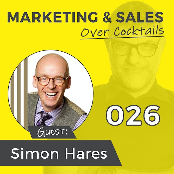 026: So You Think Your Presentations are Good? Think Again, with Simon Hares Image