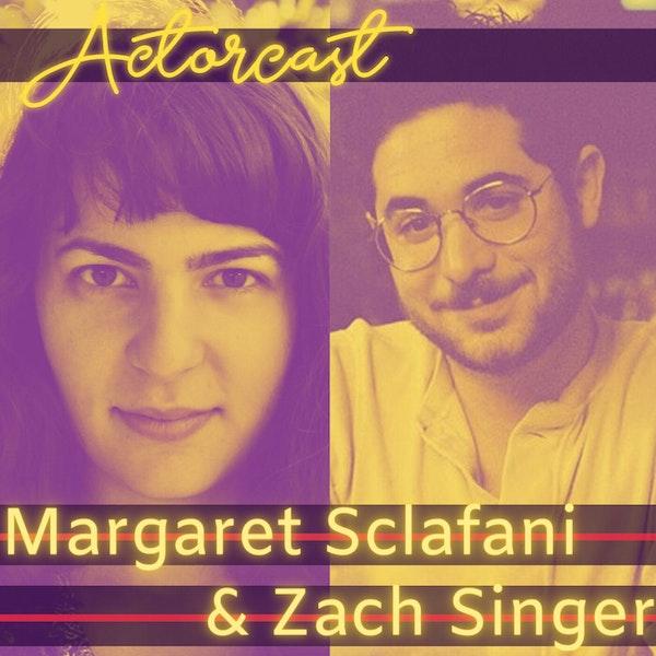 Margaret Sclafani and Zach Singer: Film Directors | Episode 032 Image