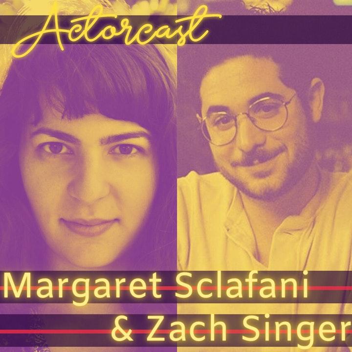 Margaret Sclafani and Zach Singer: Film Directors   Episode 032