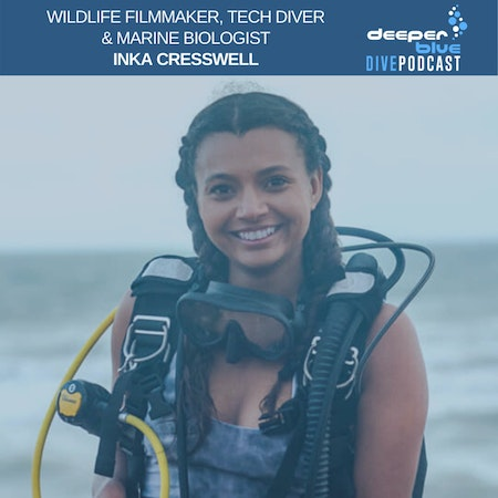 """Filmmaker Inka Cresswell On How It Felt Seeing Her First Footage Play On TV, and Bethy Scuba """"The Dive Nanny"""" On What She Is Humming Underwater These Days Image"""