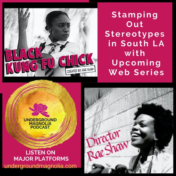"""Stamping Out Stereotypes in South LA with Upcoming Web Series """"Black Kung Fu Chick"""""""