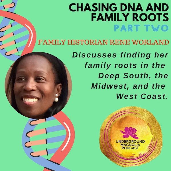 Chasing DNA and Family Roots - Part Two