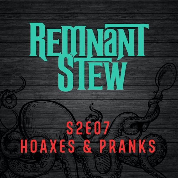 HOAXES & PRANKS Image