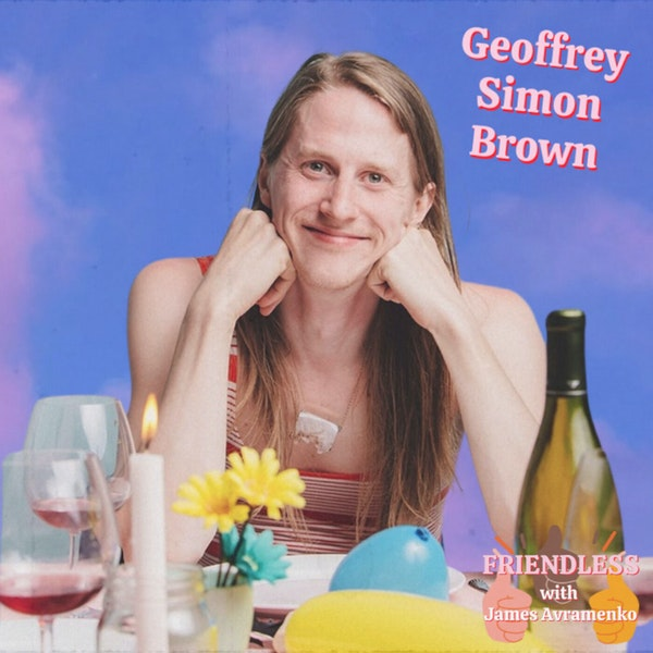 Geoffrey Simon Brown Image