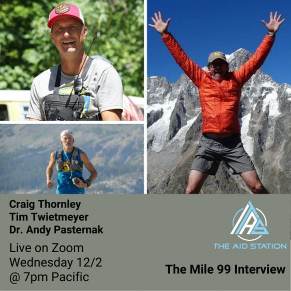 Episode 21 - Craig Thornley, Tim Twietmeyer and Dr. Andy Pasternak Image
