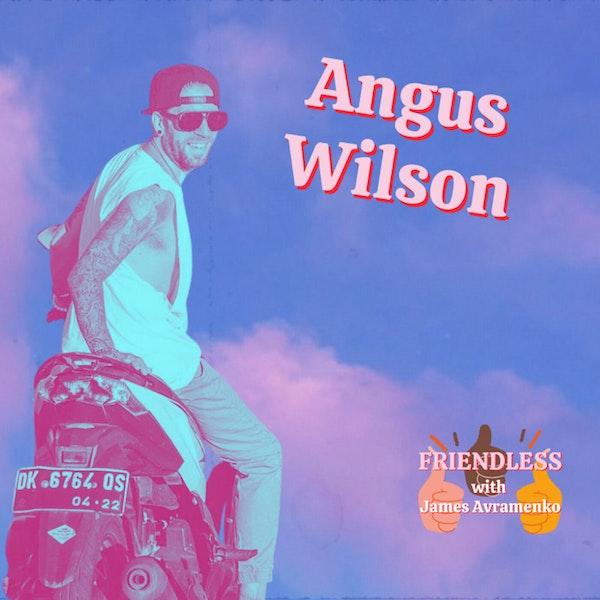 Angus Wilson Image