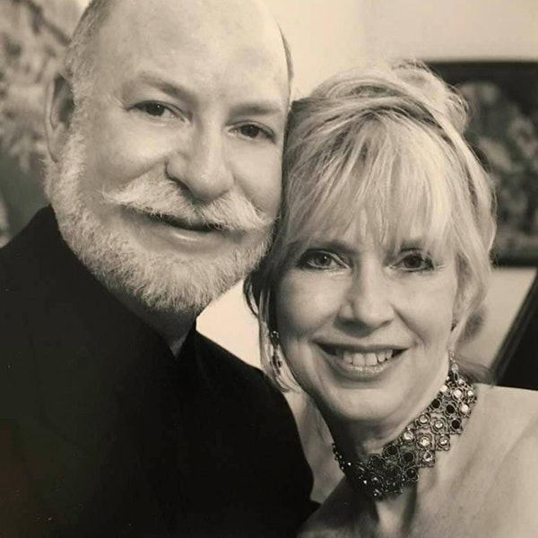 Ronnie and Avis Romm, Suncoast Music Power Couple, Join the Club Image