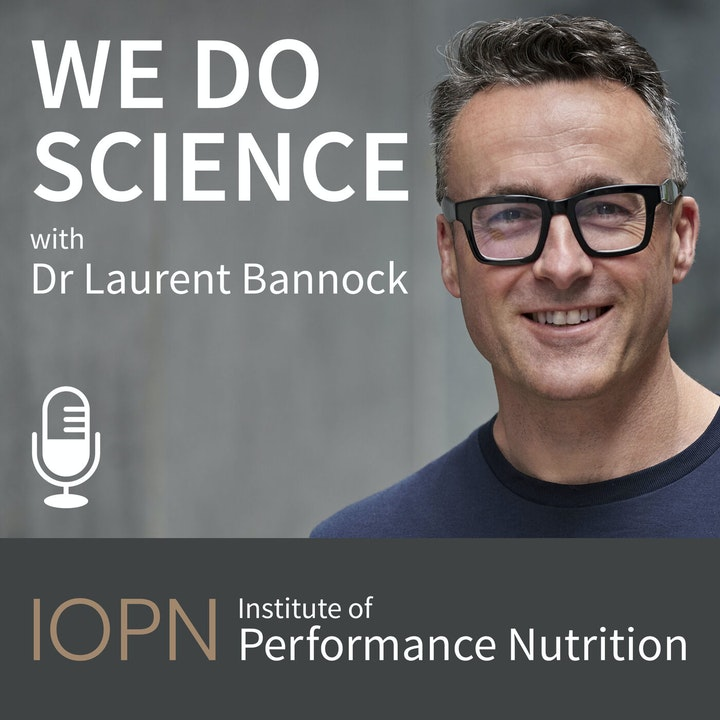 "Episode 110 - ""Nutrition Support for Exercise Induced Injury"" with Professor Kevin Tipton"