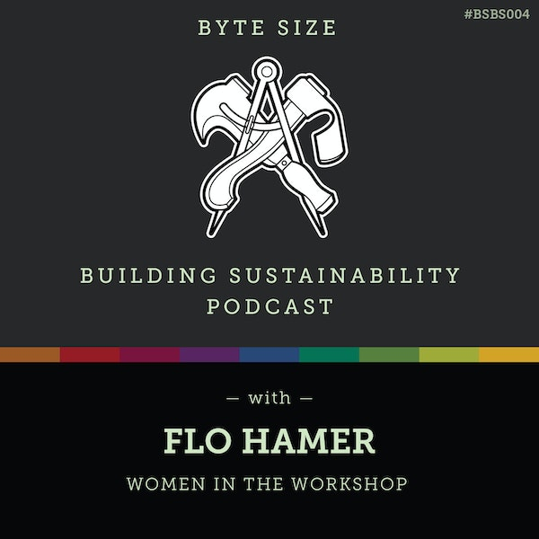 ByteSize - Women in the workshop - Flo Hamer - BSBS004 Image