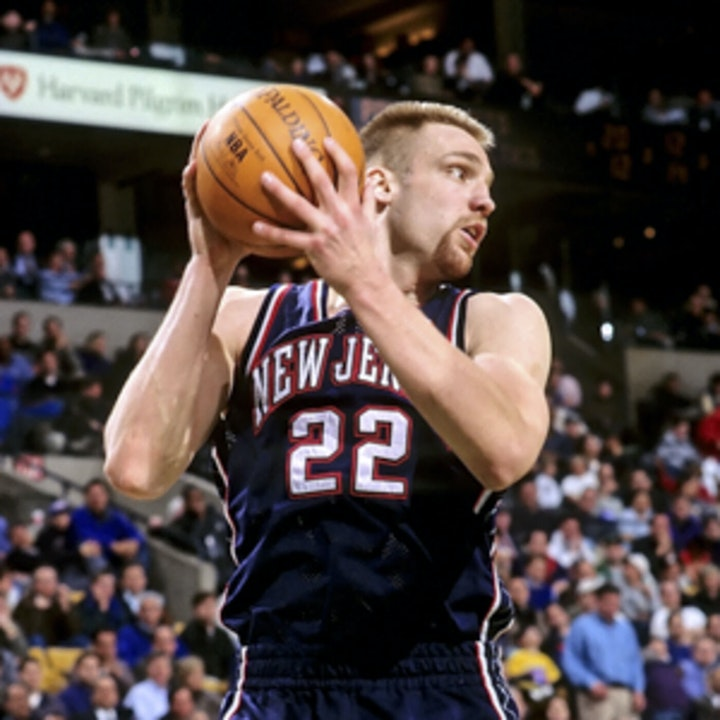 Jim McIlvaine (part two): Marquette star and NBA veteran - AIR040
