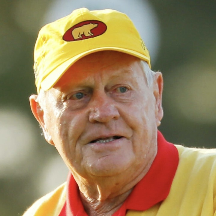 Jack Nicklaus - Part 2 (Philanthropy, Course Architecture and Friendship)