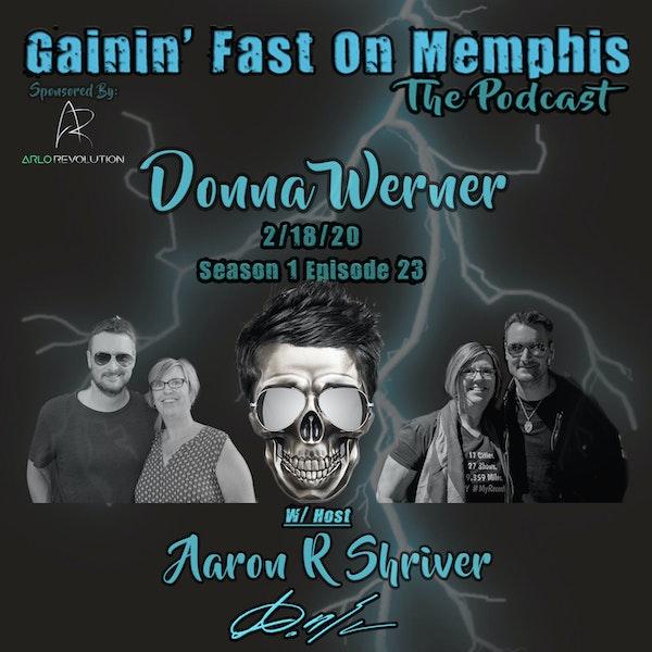 "Donna Werner | ""Church Choir"" Member & Live Music Fan Image"