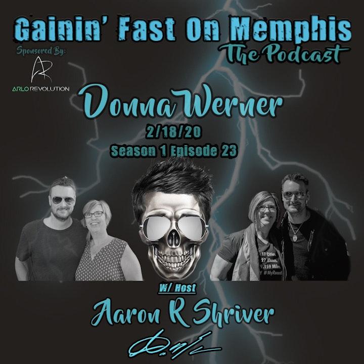 "Donna Werner | ""Church Choir"" Member & Live Music Fan"