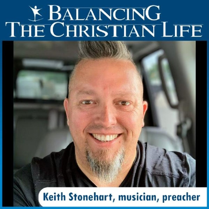 Christian mentoring...a conversation with Keith Stonehart