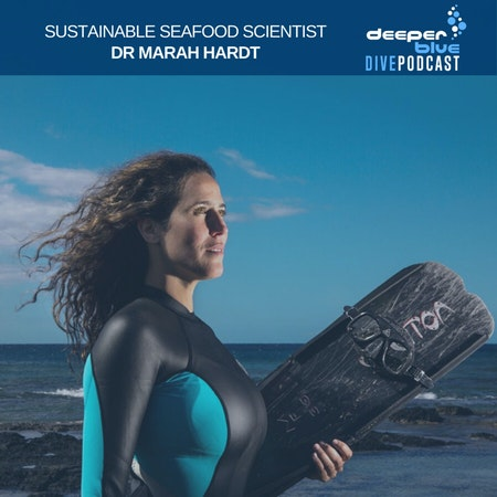 Dr Marah Hardt On Why Staghorn Coral Helps Her Keep It Super-Real, and ParaSwimmer Rosie Bancroft Explains Why She Doesn't Need Help From Divers With Two Legs Image
