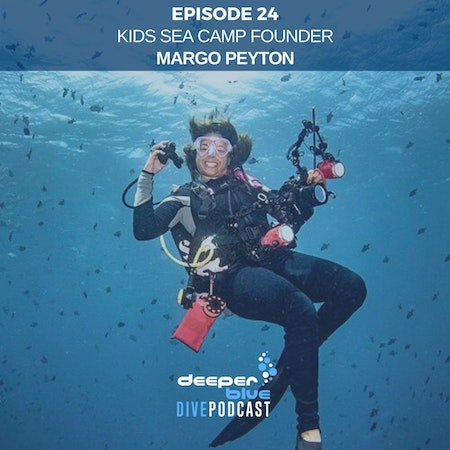 Margo Peyton On Bringing Together Dive Families From All Over The World, and The Deepest Spot to Dive Image