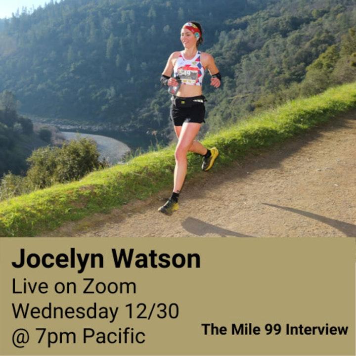 Episode 24 - Jocelyn Watson