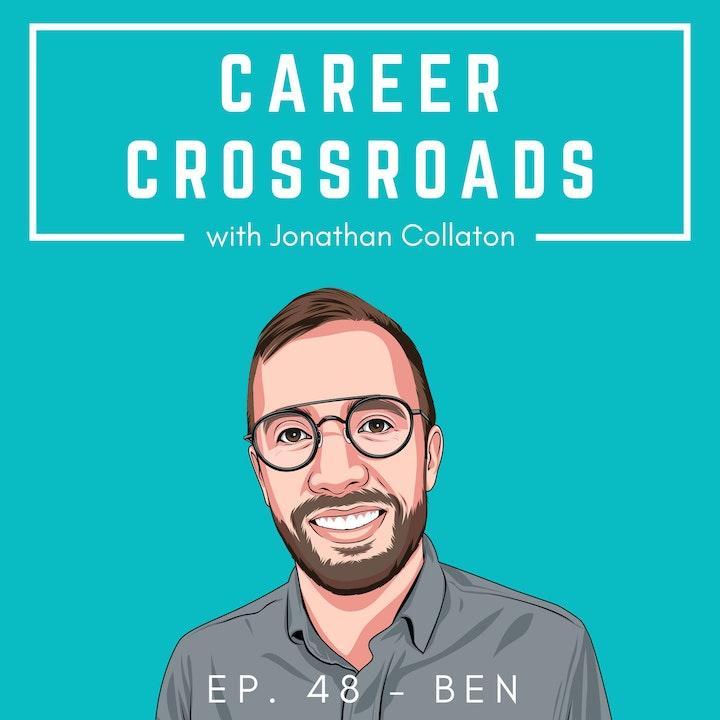 Ben – From Indie Rocker to Journalist